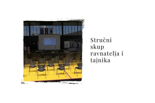 Stručni skup ravnatelja i tajnika - MyAlbum
