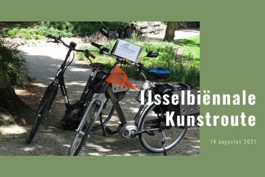 IJsselbiënnale Kunstroute - MyAlbum