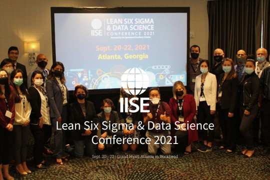 Lean Six Sigma & Data Science Conference 2021 - MyAlbum