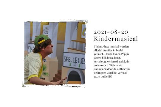 2021-08-20 Kindermusical - MyAlbum