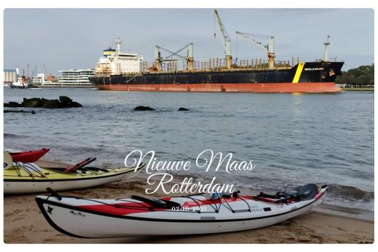 Nieuwe Maas Rotterdam - MyAlbum