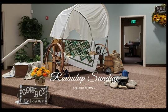 Roundup Sunday - MyAlbum