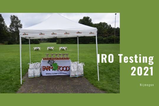 IRO Testing 2021 - MyAlbum