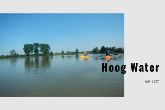 Hoog Water  - MyAlbum