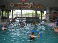 Foto's van Zwembad uit Tilburg - Stappegoor 11 mei 2010