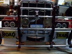 Foto's van  uit Hengelo OV - RC Truck Kenworth T950 Cattle Train 1:12