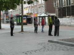 Foto's van Huizen en straten uit Nijmegen - voetbalvaderdag
