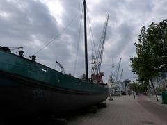 Foto's van Huizen en straten uit Diemen - Rotterdam augustus 2012