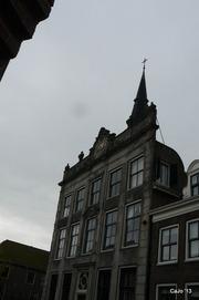 Foto's van Huizen en straten uit Monnickendam - Monnickendam november 2013