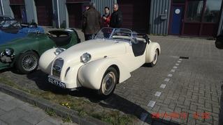 Foto's van Citroën uit Zaandam - 5e dam tot dam rit - 28 april 2013