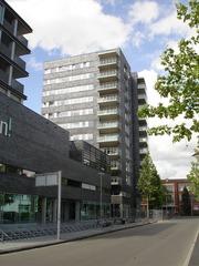 Foto's van Huizen en straten uit Hengelo OV - Penthouse Beursstraat 2 Hengelo