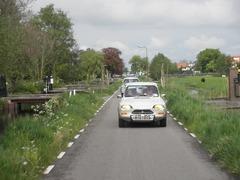 Foto's van Citroën - Ami voorjaarsrit 2014