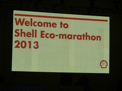 Shell Ecomarathon Safety team mei 2013