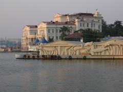 Севастополь вечером