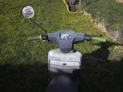 Foto's van Scooter - Peugeot Rapido année 1991 restauré en mars 2014