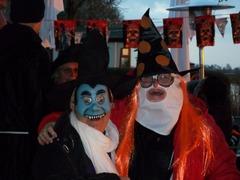 Foto's van Barbecue uit Sassenheim - Halloween