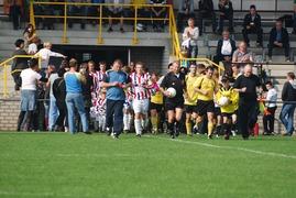 Foto's van Voetbal uit Loon op Zand - Wilhelmina - Uno Animo 28-09-08
