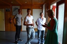 Foto's van Verjaardag uit Ridderkerk - Surpriseparty merel