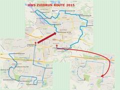 Foto's van  uit Enschede - Route 2015
