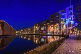 Foto's van Huizen en straten uit Enschede - Nachtfotografie Enschede - 13 april 2015
