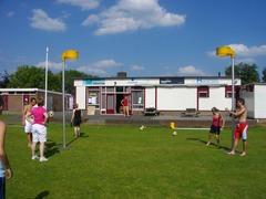 Foto's van Korfbal uit Hoevelaken - Shooting Event!