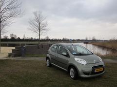 Foto's van Citroën uit Hoogeveen - C1 Vert Mica van MrsW