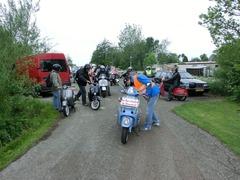 Foto's van Scooter - FRIESMERENTOCHT 26 MEI 2013
