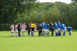 Foto's van Voetbal uit Loon op Zand