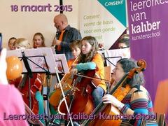 Foto's van Nieuws uit Enschede - Kaliber Leerorkest - Pathmos - 18 maart 2015
