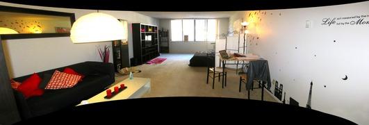 LaCite apartment photos