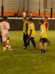 Foto's van Verjaardag - Rafaël 9 ans et les copains à Soccer 5