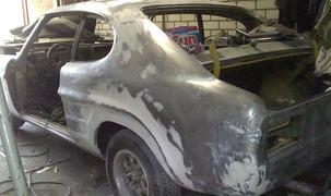 Foto's van Ford uit Goes - ford capri