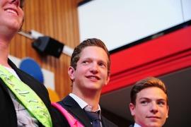 Foto's van School uit Rotterdam - Wolfert Dalton Diploma uitreiking HV 2014