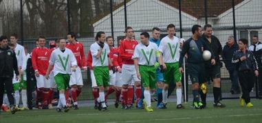 Foto's van Voetbal uit Hoevelaken - vv hoevelaken -vv sec    1-1