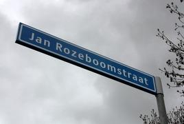 Foto's van Huizen en straten uit Zutphen - Jan Rozeboomstraat e.o.