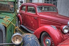 Foto's van Auto's uit Enschede - Vervoer - 5 december 2014