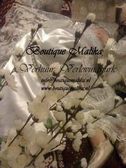 Foto's van Bruiloft uit Alkmaar - Boutique Malika ! 06 27 90 79 22