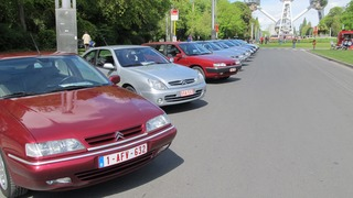 Foto's van Citroën - Citroën Jumble 26 april 2014 (Brussel, B)
