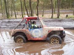 Foto's van Autosport uit Loon op Zand - jeebee eindhoven 09-03-08