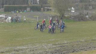 Foto's van Wielrennen uit Goes - Sport doe mee project