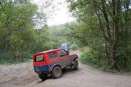 Foto's van Jeep uit Loon op Zand - jeebee axel 13 september 2009