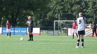 Foto's van Voetbal uit Hengelo OV - Tubantia C1 - Sparta Enschede C1