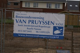 Foto's van Huizen en straten uit Tilburg - Vordenstraat 27 IA
