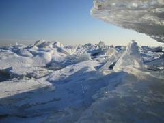Foto's van Sneeuw uit Monnickendam - winter 2012