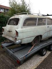 Foto's van Oldtimer uit Hengelo OV - Opel P1 CarAvan 1700