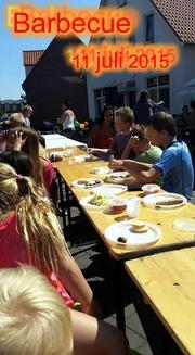 Foto's van Nieuws uit Enschede - Vakantieactiviteiten Kidsplein Pathmos - BBQ - 11 juli 2015