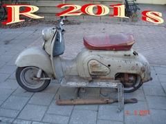 Foto's van Scooter - Zundapp Bella R 201