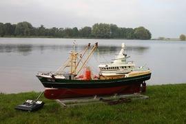 Foto's van Boot uit Urk - UK-31 schipper Jan de Boer Urk bouwer Ron Loorbach