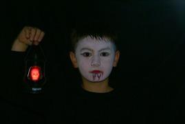Foto's van Feesten uit Horn - Halloween Fotoshoot 6b