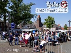 Foto's van Nieuws uit Enschede - Pathmos Zomerfeest - Foto's Nico V en Tonnie N - 23 augustus 2015
